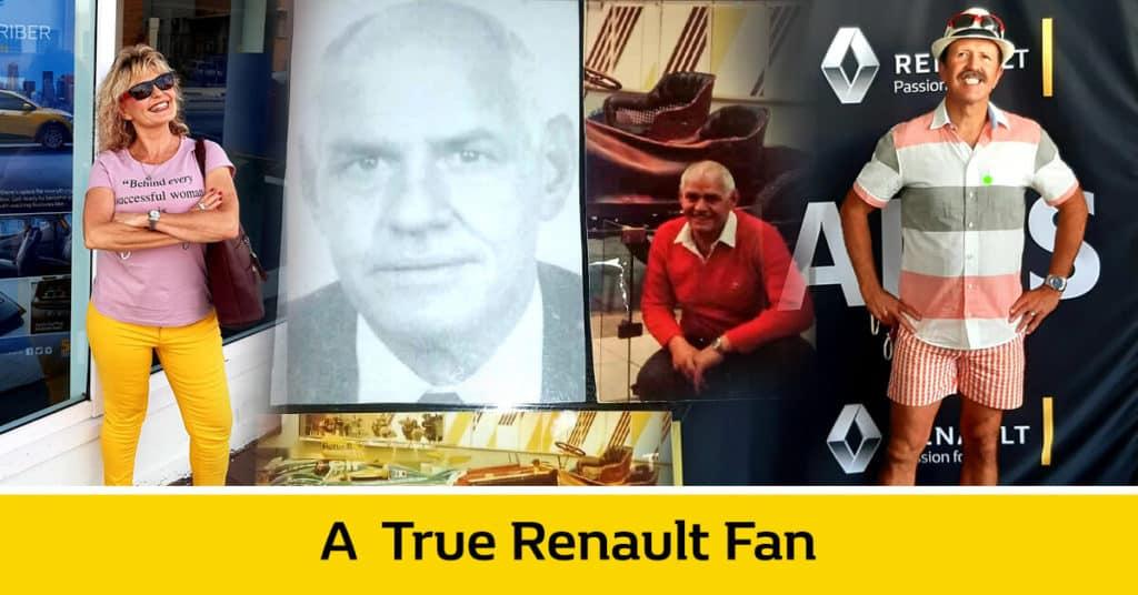 A True Renault Fan